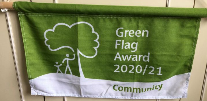 Green Flag Award Banner