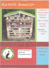Harry's Bug Hotel Poster
