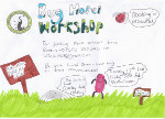 Milly Nixon's Bug Hotel Poster